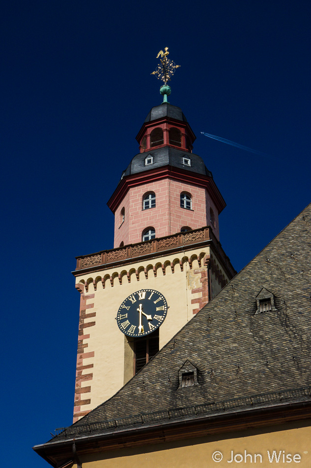Katharinenkirche (St. Katharine's Church) in Frankfurt, Germany