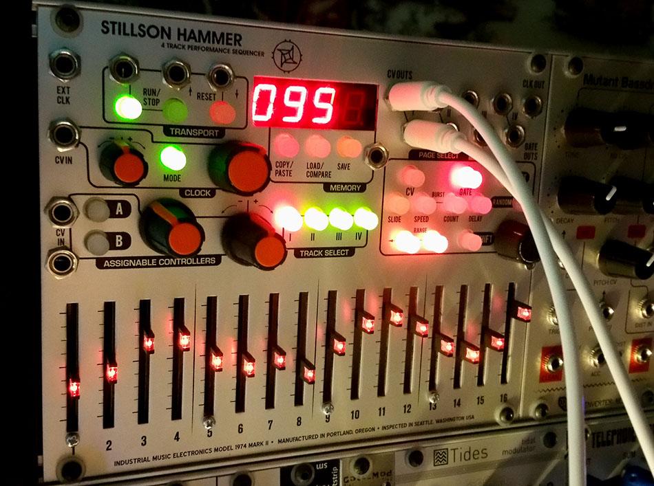 Stillson Hammer MK2
