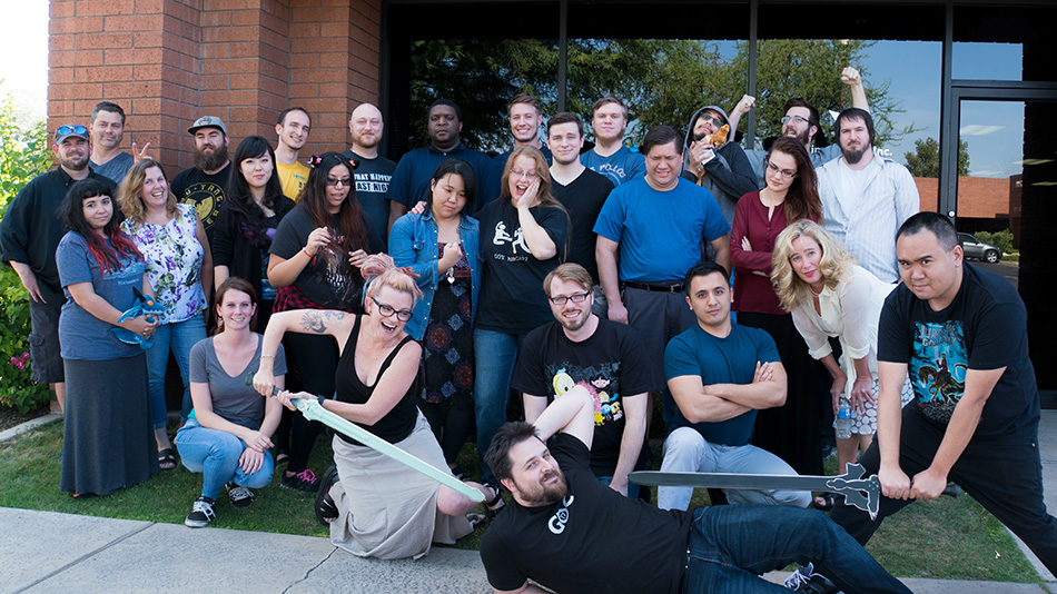 TimefireVR Crew 2017