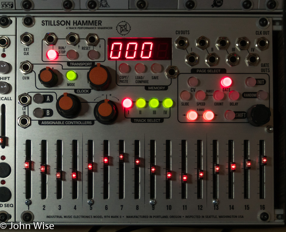 Stillson Hammer MKII from Industrial Music Electronics