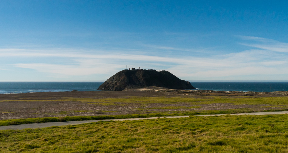The Point Sur Light Station